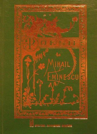 """Volumul """"POESII de Mihail Eminescu"""", o capodoperă în sfârşit reeditată"""