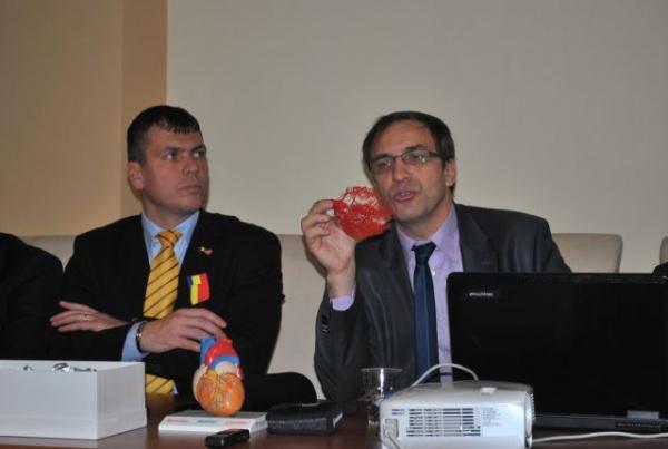 Consiliul Județean Satu Mare va continua să dezvolte Secția de chirurgie cardio-vasculară a Spitalului Județean