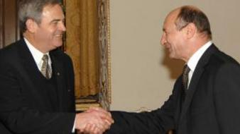 Băsescu – Tokes Laszlo, istoria unei prietenii