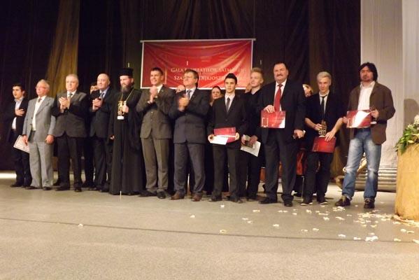 Bogdan Georgescu-Diploma de Excelenţă la Gala Laureaţilor Sătmăreni