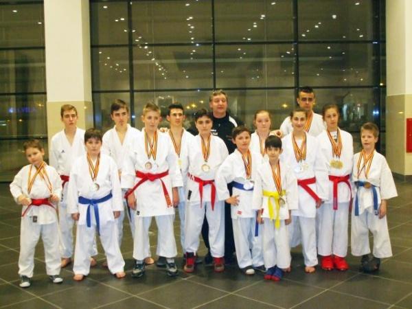 Karate: un nou succes pentru careieni