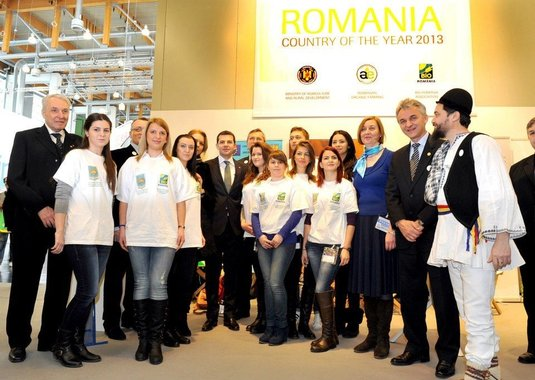 """România, """"Ţara Anului"""" la târgul mondial de produse ecologice din Germania"""