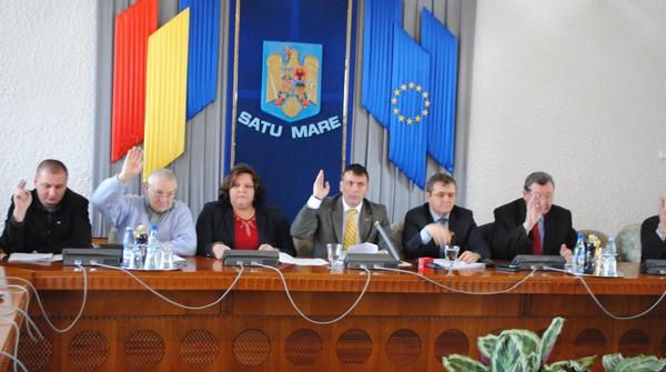 Consilierii judeţeni au aprobat reabilitarea drumului Tășnad -Marghita
