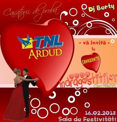 Invitaţie la Ardud