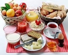 Micul dejun bogat, cea mai bună dietă