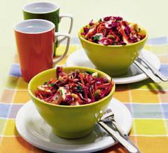 Reţeta de primăvară: Salată regală