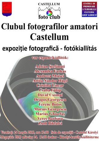 Expoziţie fotografică locală