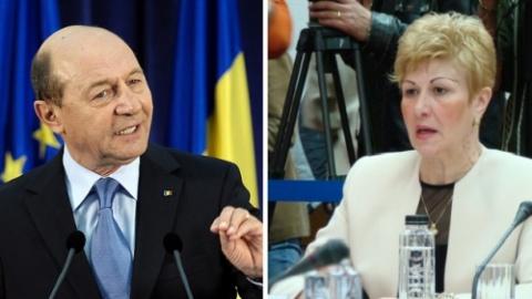 Întâlnire de taină între Băsescu şi şefa ICCJ, înainte de condamnarea lui Năstase