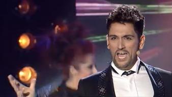Finala naţională Eurovision câştigată de un solist de operă