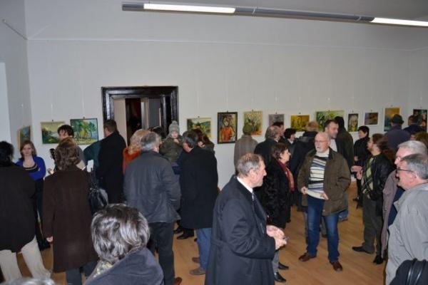 Expoziţie Lendvay Zoltan