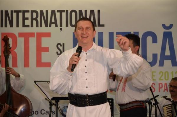 Petrică Mureșan,invitat de onoare la Târgul Internațional de Carte și Muzică Braşov