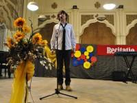 Sergiu Fogaş menţine la Carei premiul Recitatio