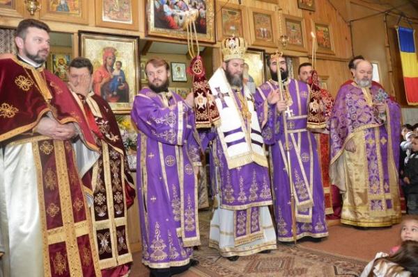 Preasfinţitul Iustin Sigheteanu la Satu Mare