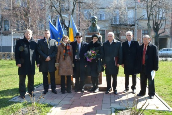 Poetului naţional al Ucrainei, sărbătorit la Satu Mare
