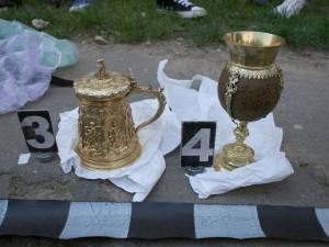 Obiecte din patrimoniul Ungariei descoperite la Carei