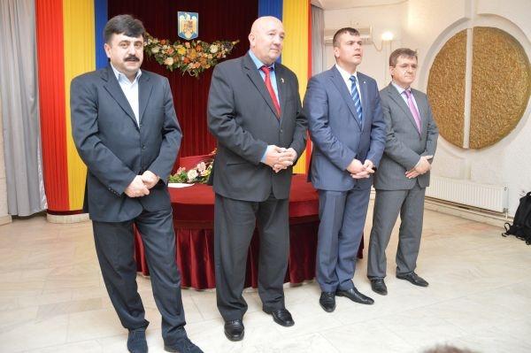 36  familii  de aur premiate la Satu Mare
