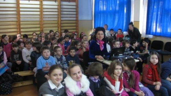 """Literatură şi spiritualitate la Şcoala """"Octavian Goga"""""""