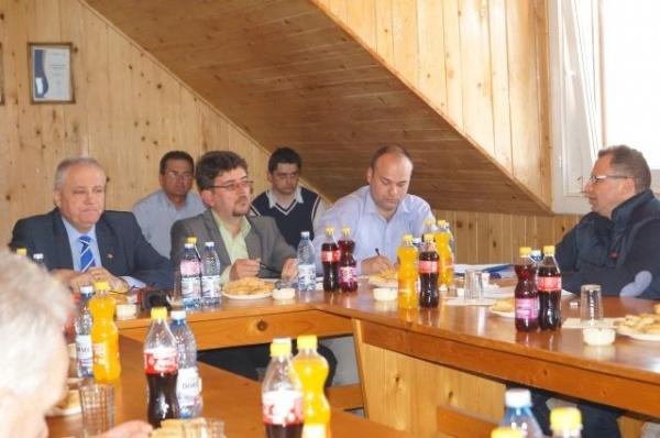 Reuniune a producătorilor agricoli din zona Careiului