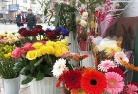Comerțul cu flori, la control