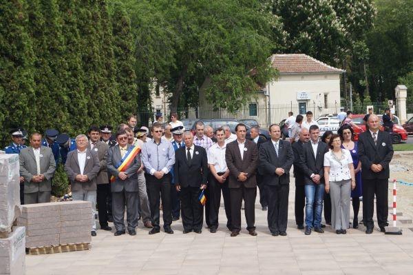 Depuneri de coroane de Ziua Independenţei României