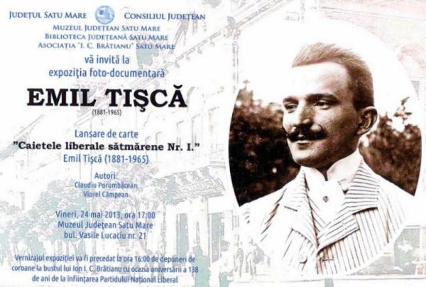 Caietele liberale – Emil Tişcă
