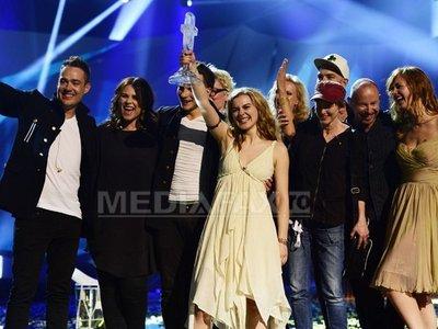Danemarca câştigă Eurovision 2013