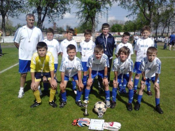 Fotbal:a doua pozitie pentru Kinder Carei la Interliga
