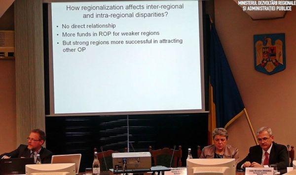 Site activ pentru Regionalizare-Descentralizare