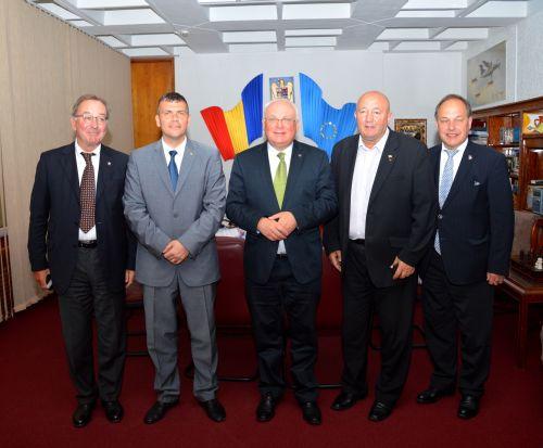 Judeţul Satu Mare va adera la Institutul Regiunilor din Europa