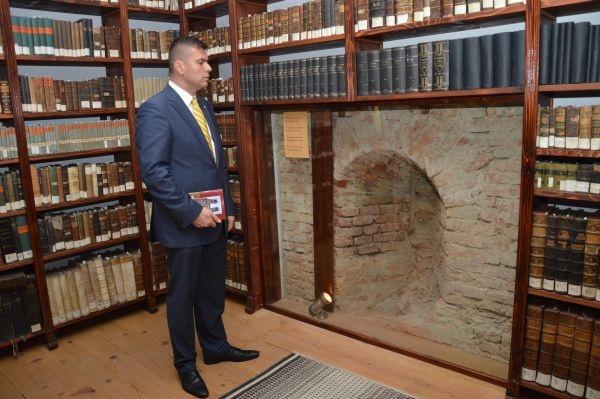 Vizita la Căpleni a preşedintelui CJ,Adrian Ştef