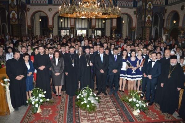 """Absolvenţi ai Liceului Teologic """"Nicolae Steinhardt"""""""