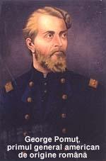 George Pomuţ, general român erou al Statelor Unite