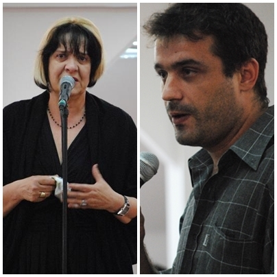 """Ultima lecţie de literatură, ţinută """"in absentia""""-Ioana  Cîcu"""
