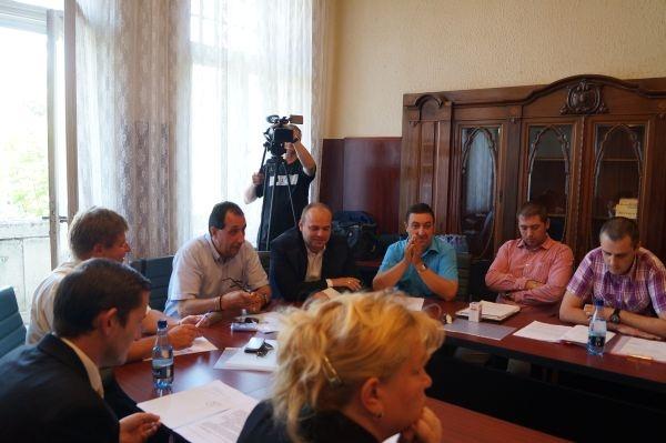 Şedinţă ordinară de Consiliu Municipal Local