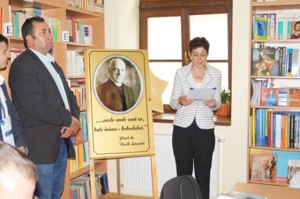 Vasile Lucaciu comemorat şi la Satu Mare