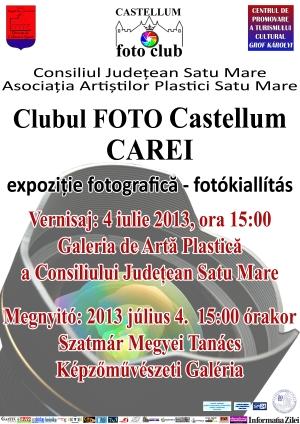 Expoziţie de artă fotografică la CJ
