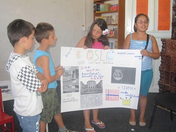 Start Bibliovacanta Carei 2013