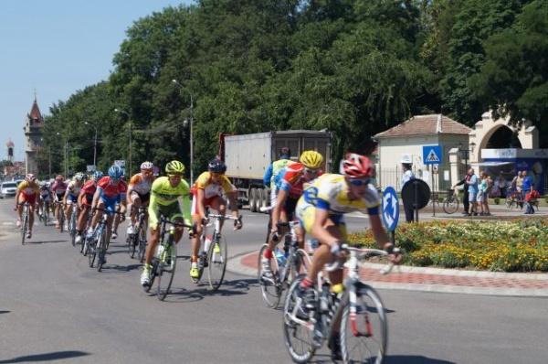 Careiul,inclus pe harta Turului Ciclist al României