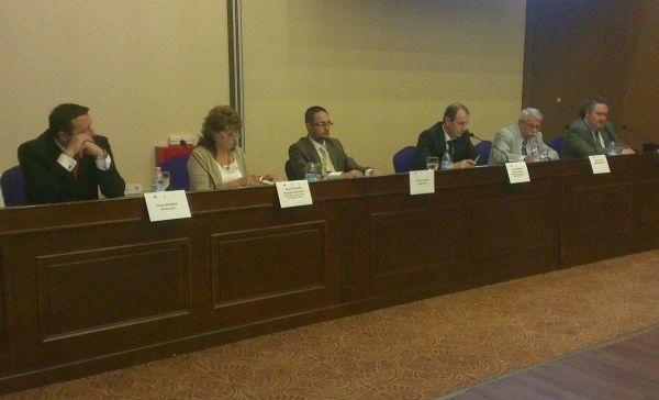 """Conferinţa regională din cadrul proiectului """"Strategii pentru valorificarea potenţialului agroalimentar al României"""""""