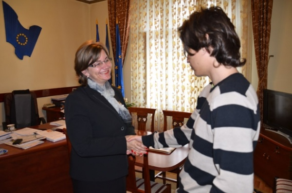 Negreșteanul Andrei Bud a câștigat medalia de aur la Balcaniada de Matematică
