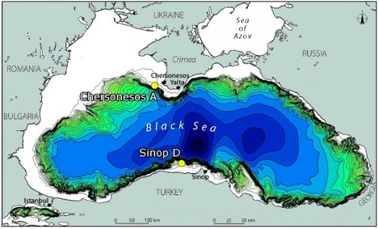 Triunghiul Morţii din Marea Neagră