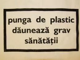 3-10 Iulie – Săptămâna Internațională ''Fără Pungi de Plastic''