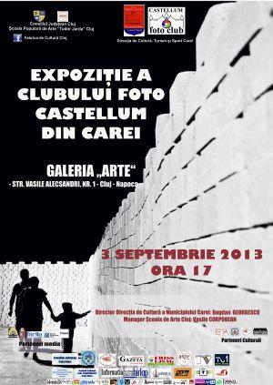 Dublă expoziţie Cluj-Carei