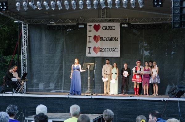 AugustFest 2013:seara de operetă