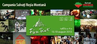 După FânFest 2013, Roșia Montană primește 6000 de mii de noi cetățeni