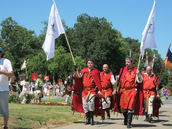 Festival Medieval la Carei