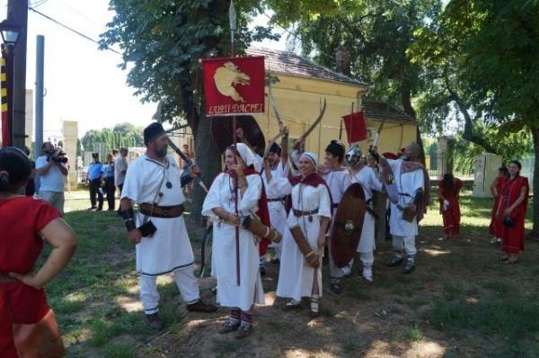 """""""Retrăiești istoria alături de noi"""" la Festivalul Medieval Carei"""