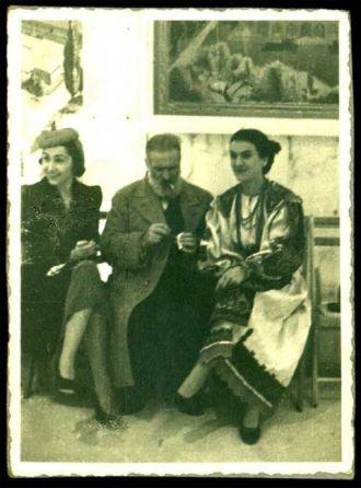 Maria Tănase și Constantin Brâncuși: o iubire ca o pasăre măiastră