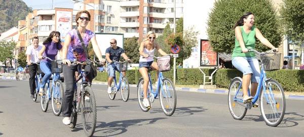 Săptămâna Mobilității Europene 2013 la Satu Mare