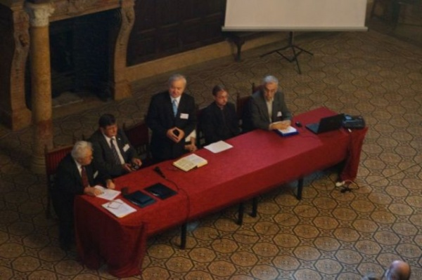 La Carei  lucrările unei conferinţe debutează cu imnul Ungariei